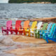 Recycled Plastic Adirondack Chairs