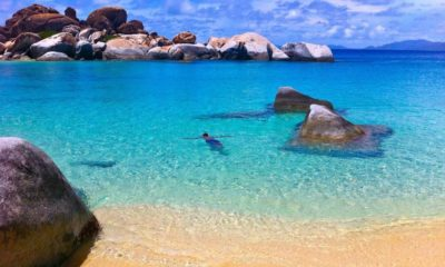 Places in Virgin Gorda