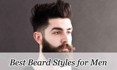 New and Short Beard Styles For Men 2018