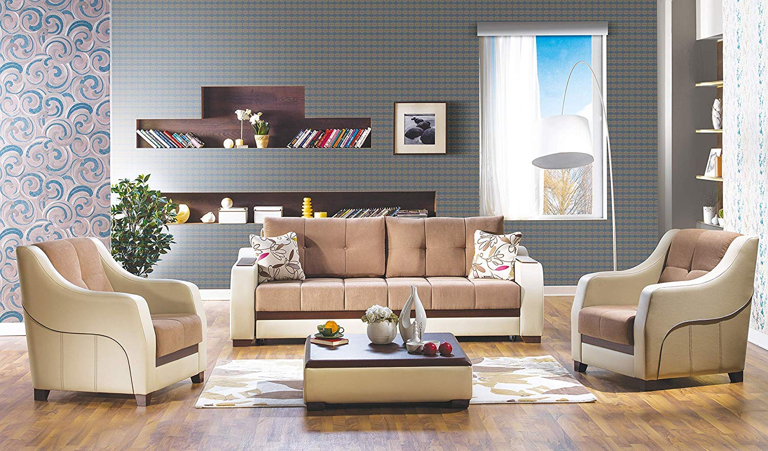 House With Ideal Sofa