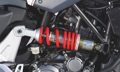 Care for Your Motorcycle Suspension