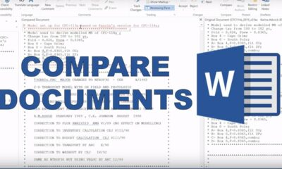 Microsoft Word Compare Document