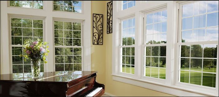 Replacement Vinyl Windows