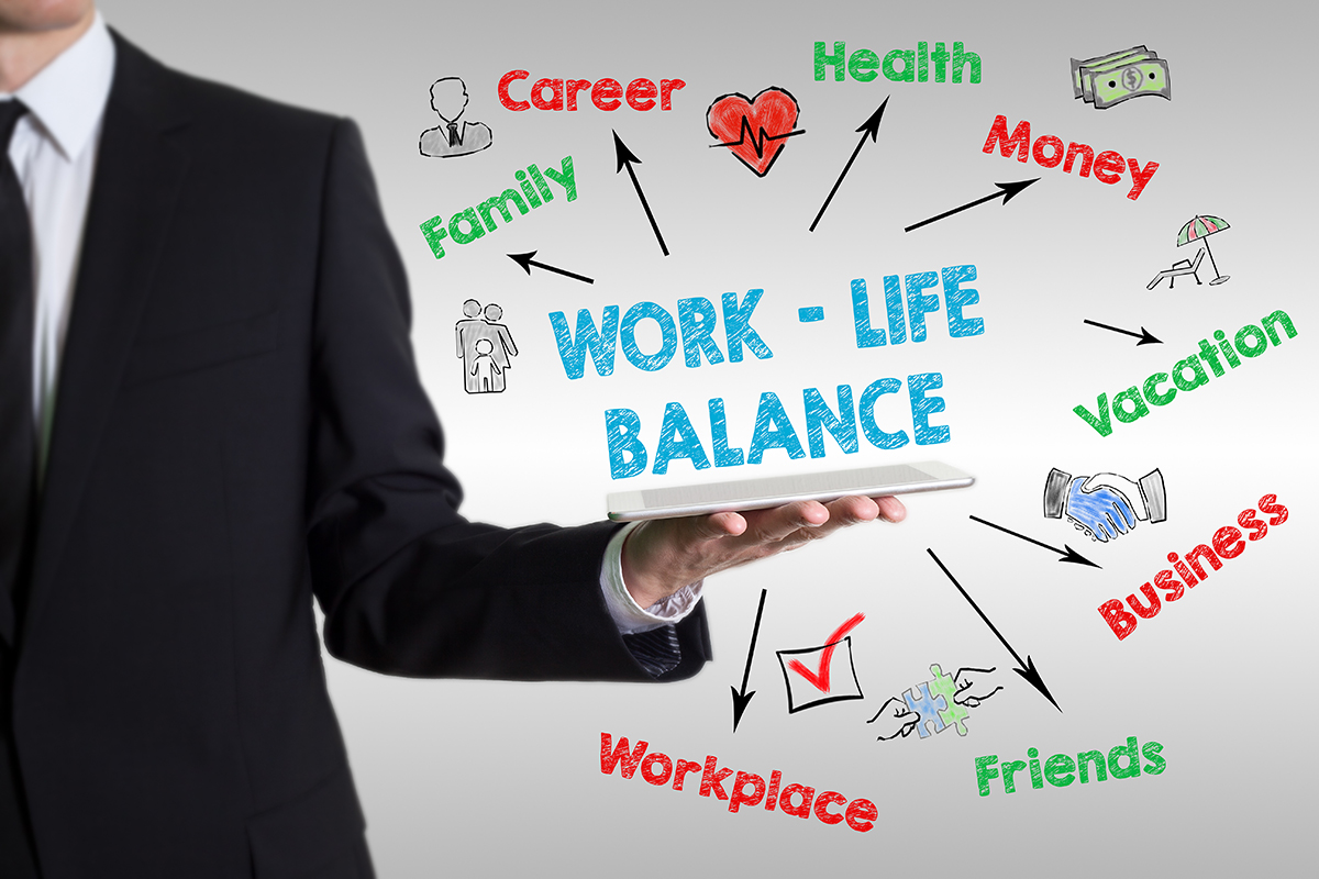 How To Create a Better Work-Life Balance